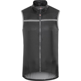 Castelli Superleggera bodywarmer Heren, black
